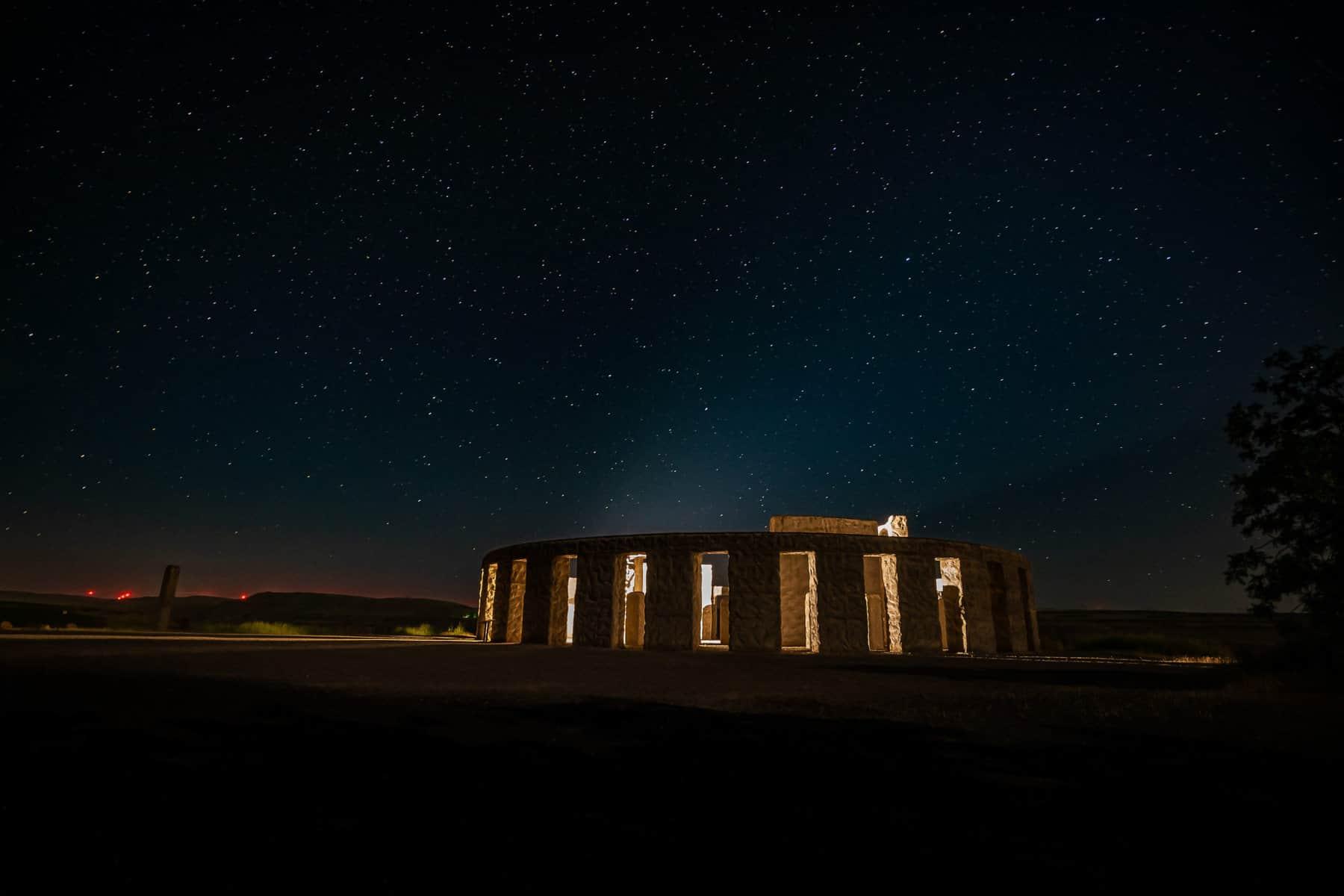 Maryhill Stonehenge, WW1 Memorial