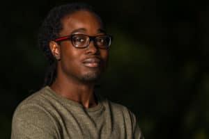 Young aspiring actor head shots in Portland, OR.