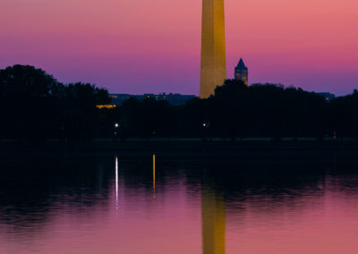 Washington's Reflection